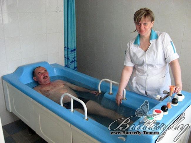 Лечение в санатории Кисловодска - цены.