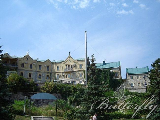 Sanatorium Goryachii klyuch .